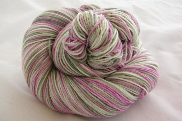 Lotus Three Stripe Self Striping Yarn