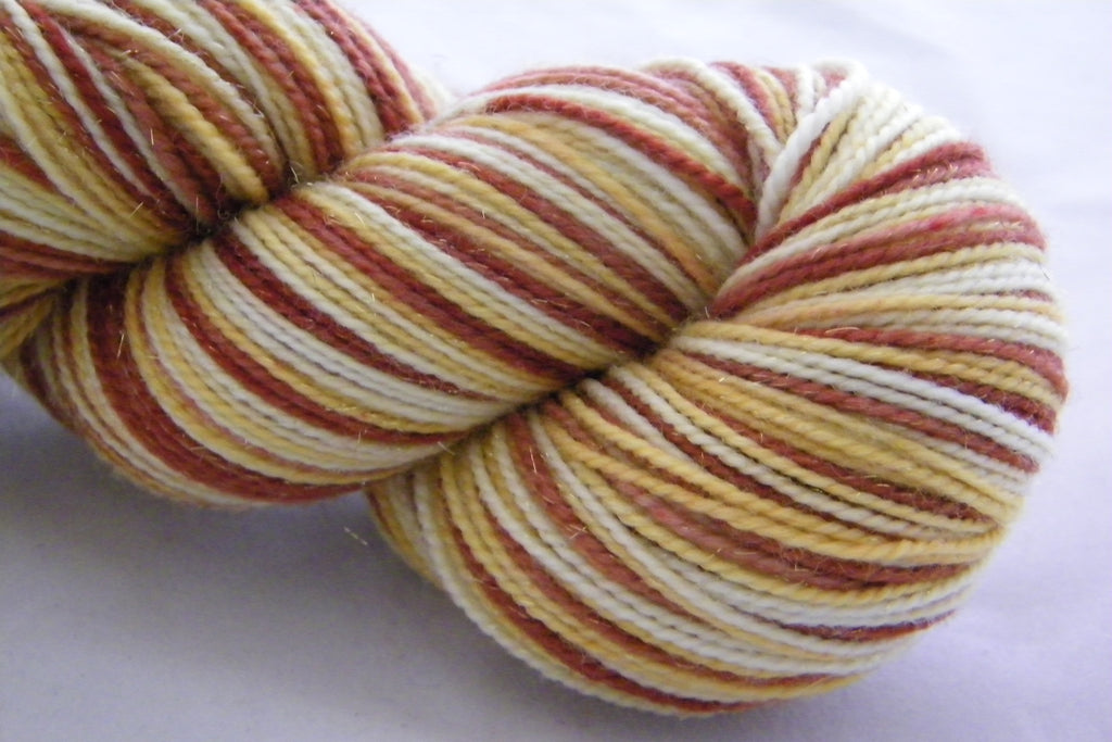French Hens Three Stripe Self Striping Yarn