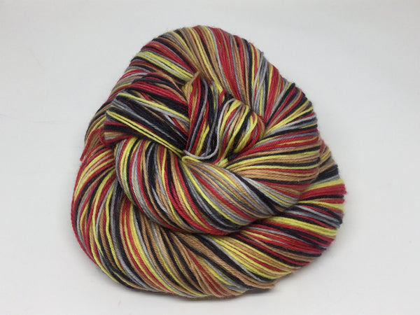 Sam Spade Five Stripe Self Striping Yarn
