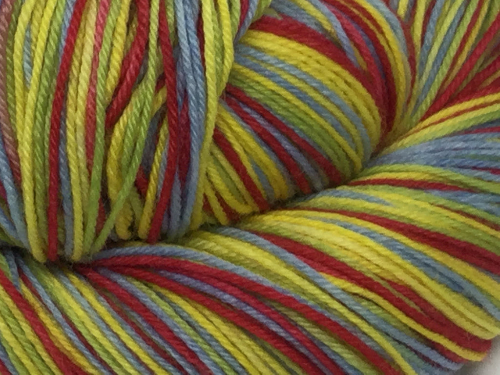 Beyond Mountains Four Stripe Self Striping Yarn