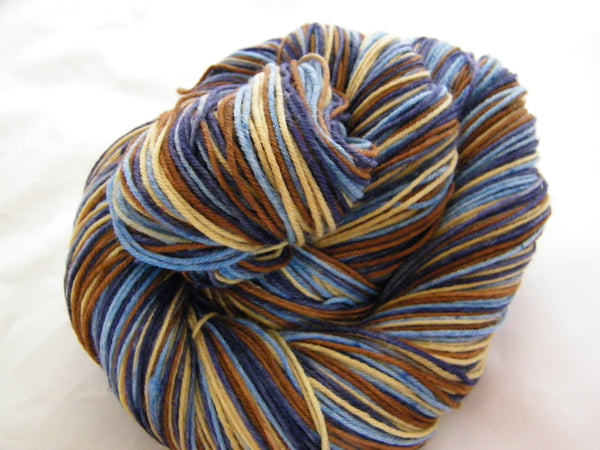 George Four Stripe Self Striping Yarn