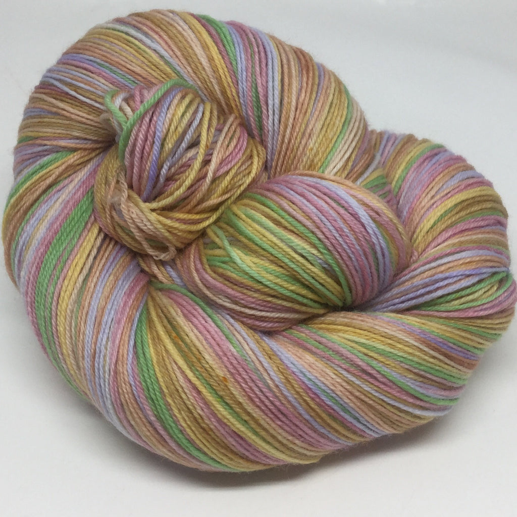 Magician's Nephew Six Stripe Self Striping Yarn