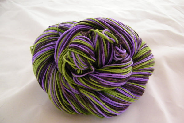 Jacarandas Down Under Three Stripe Self Striping Yarn