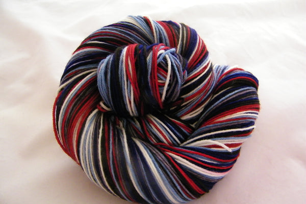 London in a Bag Six Stripe Self Striping Yarn