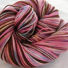 Happy Birthday, Cupcake! Three Stripe Self Striping Yarn
