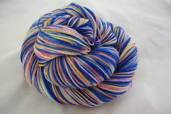 Great Barrier Reef Four Stripe Self Striping Yarn