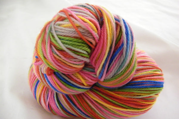 Tiki Bar Six Stripe Self Striping Yarn