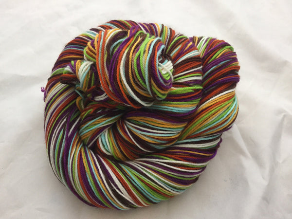 Flintstones Seven Stripe Self Striping Yarn
