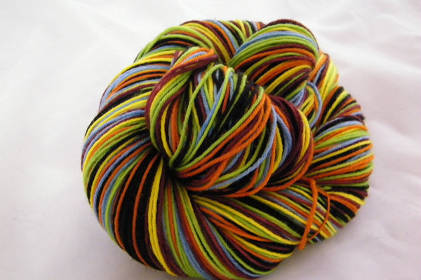 Toucan Six Stripe Self Striping Yarn