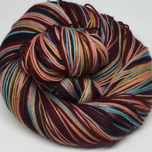 Grimms Five Stripe Self Striping Yarn