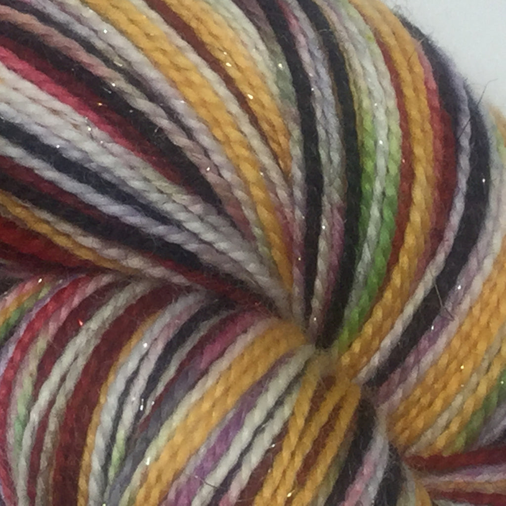 ZomBody Will Lose Their Heads Self Striping Yarn