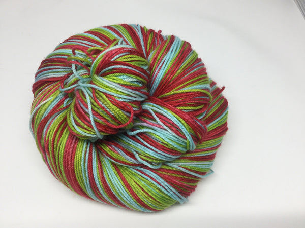 Never Say You're Sorry Three Stripe Self Striping Yarn