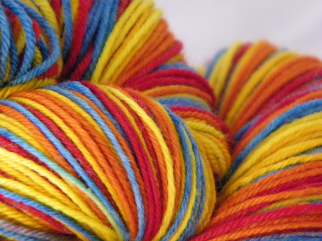 Forty Licks Five Stripe Self Striping Yarn