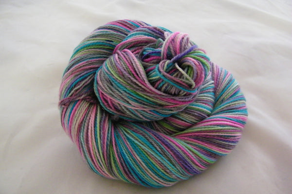 Opals Six Stripe Self Striping Yarn