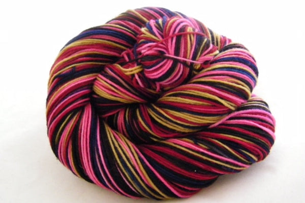 The Breakfast Club Inspired Five Stripe Self Striping Yarn