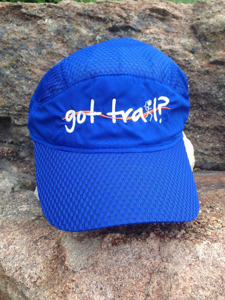 Trail Setter Running/Hiking Hat