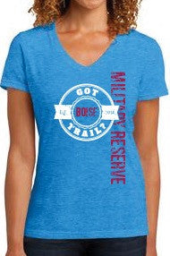"Ladies ""Design Your Own"" Trail Stamp t-shirt"