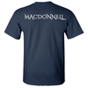 Personalized Scotland is Calling Adult Unisex T-Shirt