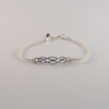 Sterling Silver Intricate Celtic Knot Bracelet