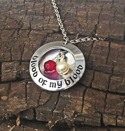 Celtic Wedding Vows Locket Necklace