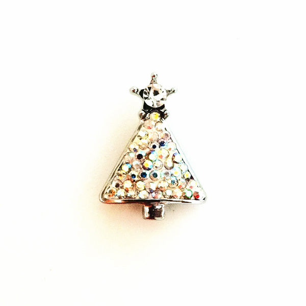 SNAP Jewel Aurora Borealis Tree Jewel
