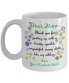 Your Favorite Child Mother's Day Gift Mug