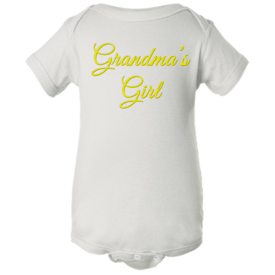 Grandma's Girl Baby Body Suit Onesie