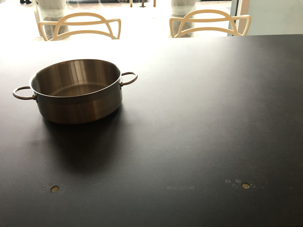 INTEGRATED INDUCTION COOKTOP
