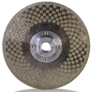 RUBI ECD ELECTROPOSITED DIAMOND BLADE