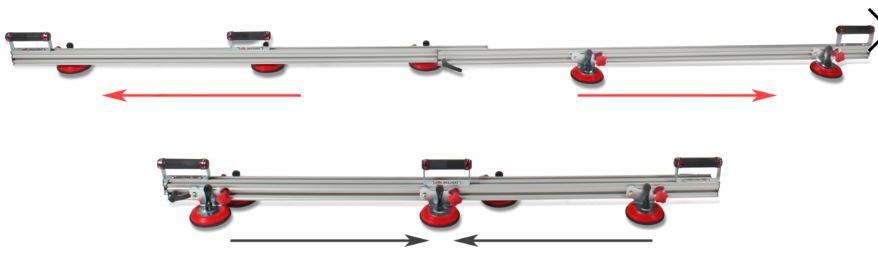 RUBI SLIM EASYTRANS TRANSPORT SYSTEM