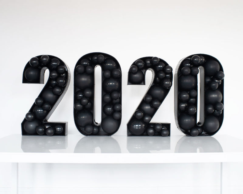 2020 Balloon Numbers