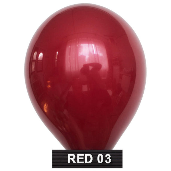 "Sparkling Burgundy 11"" Balloons latex"