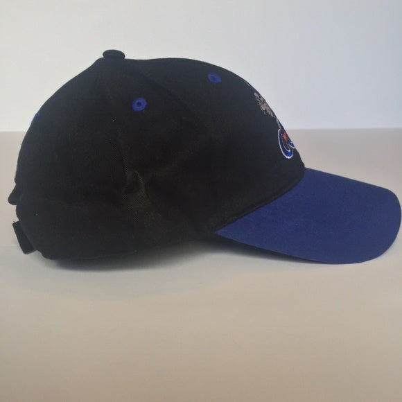 Blue Black with logo Newport Gulls Baseball Cap - Stylish n Trendier