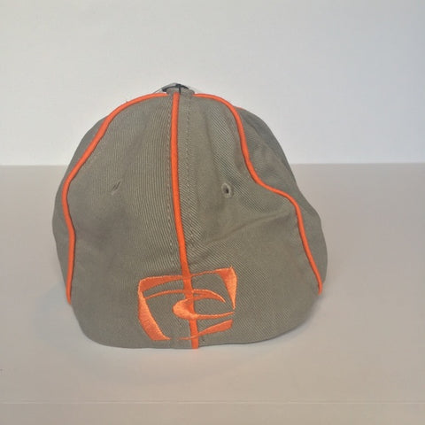 Image of Khaki orange Rip Curl Surf Hat cap