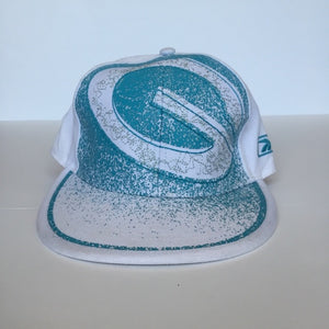 white teal Reebok Sports Cap Athletic hat - Stylish n Trendier