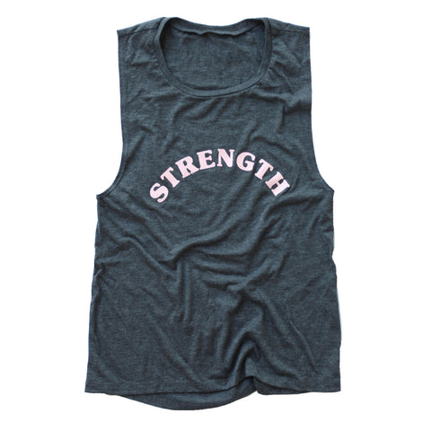 New Strength Muscle Tank