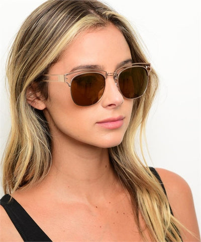 party shades very trendy angled cut outs