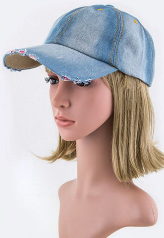 The Jenny Chambray Hat