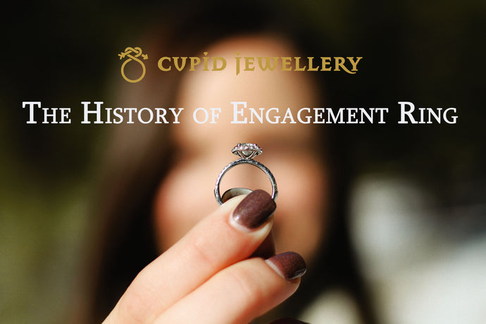 Cupid Jewellery - History of engagment ring