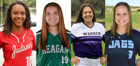 2019 High School All-Area/All-District Selections