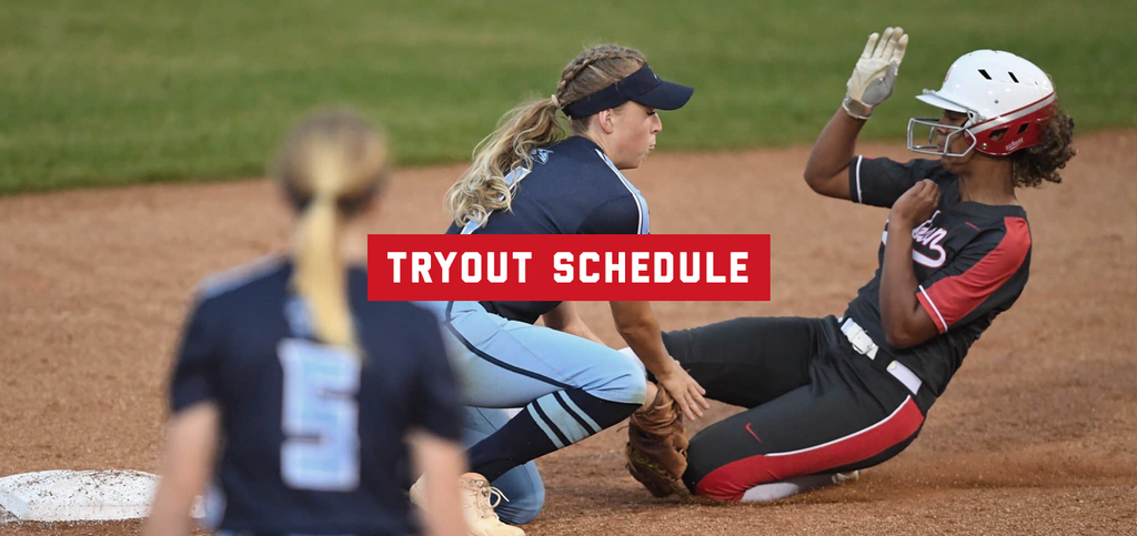 2019–20 Tryout Schedule