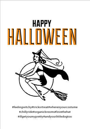 Happy Witchy Halloween