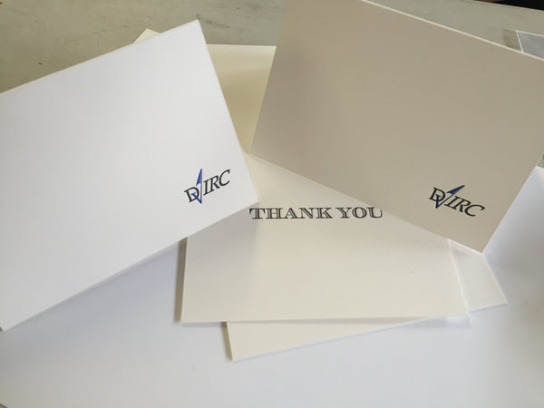 Custom Thank you notes
