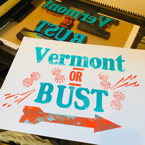 """Are we there yet?"" Mottos, Mantras and handset type! Saturday July 13 [9-1:00]. Wednesday July 18 [5:00-9:00]"