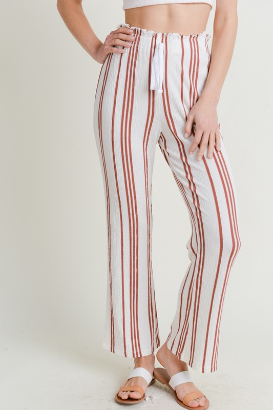 Chrissy Field Stripe Pant