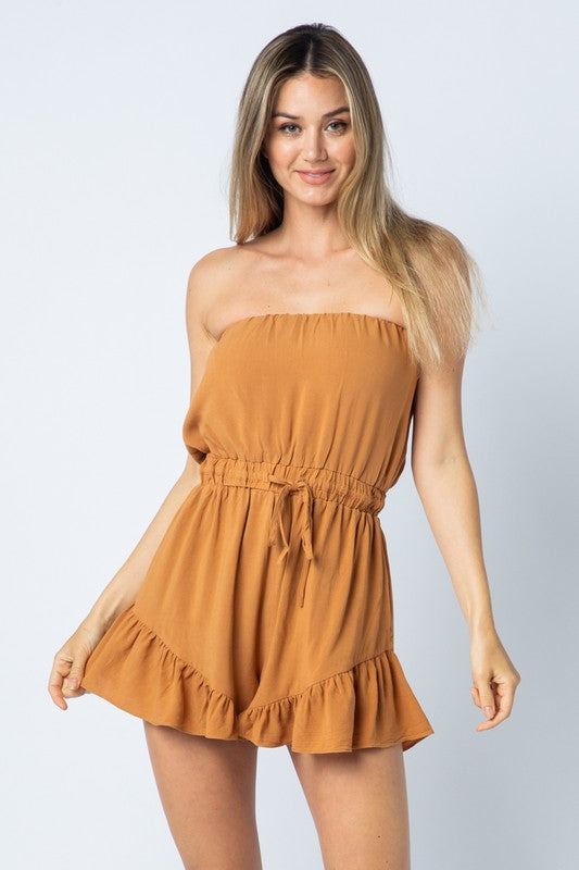 Shopping Day Romper