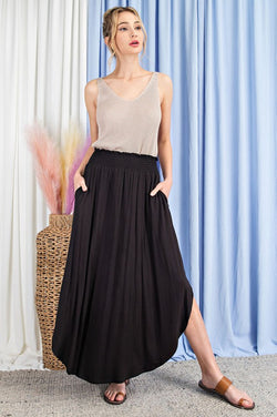 Long Walk Maxi Skirt