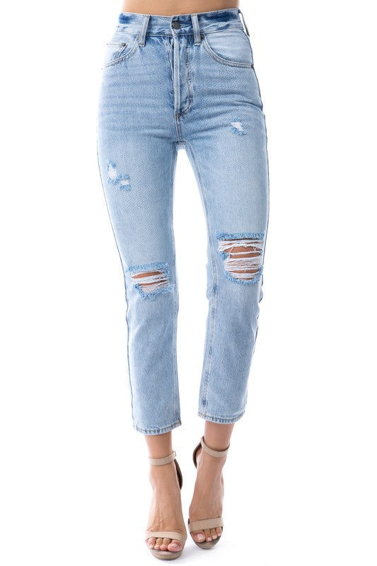Avery Buttonfly Jean