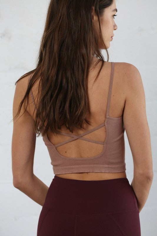 BT Seamless Open Back