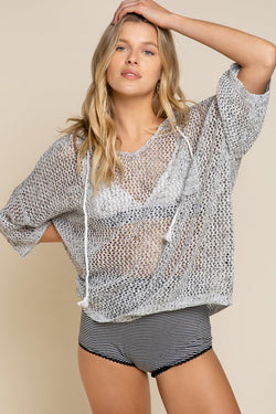 By The Sea Beach Pullover